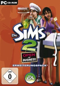 Die Sims 2 - Open For Business (Erweiterungspack)