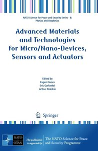 Advanced Materials and Technologies for Micro/Nano-Devices, Sens