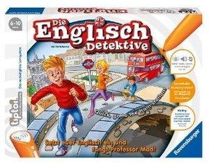 tiptoi® Die Englisch-Detektive