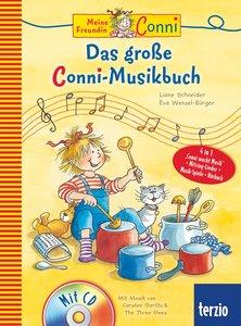 Das große Conni-Musikbuch