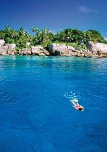 Inselglück auf den Seychellen (Posterbuch DIN A2 hoch)
