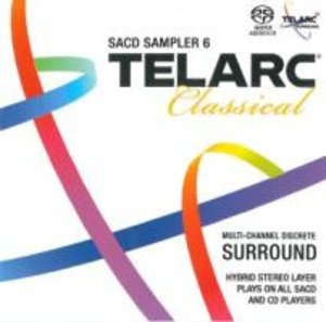 Telarc Classical SACD Sampler