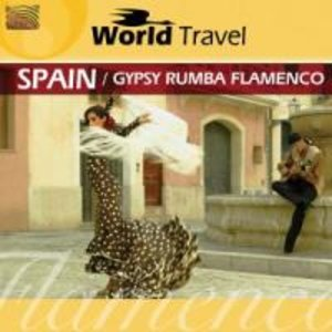 World Travel-Spain/Gypsy Rumba Flamenco