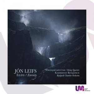 Eternity-Jon Leifs String Quartets