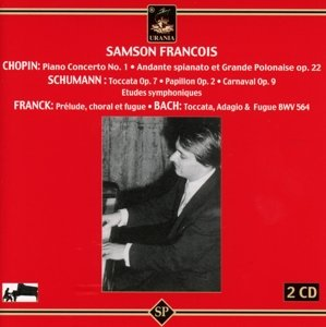Samson Francois,Klavier