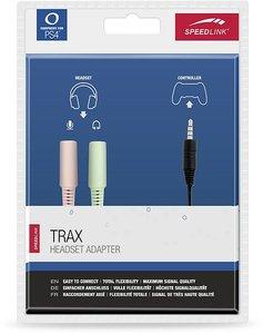Speedlink TRAX Headset Adapter für PS4