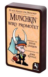 Munchkin Booster: Munchkin wird promotet