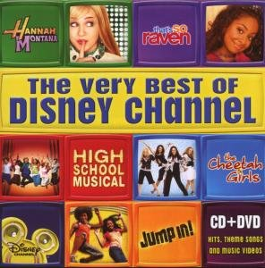 The Very Best Of Disney Channel (CD + DVD Version)