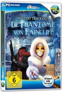 Mystery Trackers: Die Phantome von Raincliff (Wimmelbild)