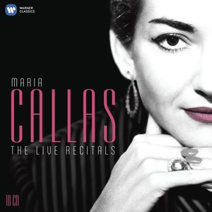 Callas-The Live Recitals
