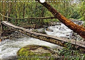 Colombia / UK-Version (Wall Calendar 2015 DIN A4 Landscape)