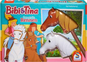 Schmidt Spiele Bibi & Tina Pferdespiel