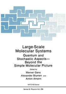 Large-Scale Molecular Systems