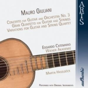Concerto For Guitar 'Terzina'