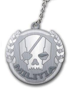 Titanfall - Schlüsselanhänger/Keychain - Militia Logo
