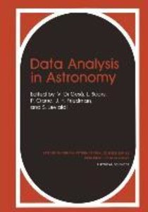 Data Analysis in Astronomy
