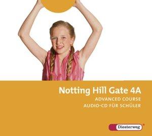 Notting Hill Gate 4 A. Audio-CD für Schüler
