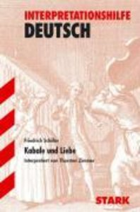Schiller: Kabale/Interpretationsh.