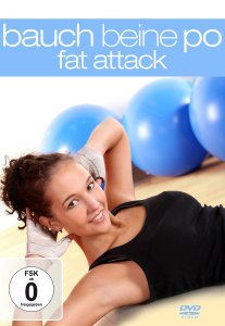 Bauch Beine Po - Fat Attack/DVD