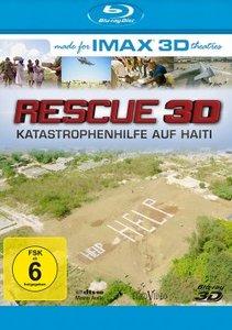 IMAX(R): Rescue 3D (Blu-ray 3D)