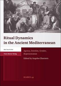 Ritual Dynamics in the Ancient Mediterranean