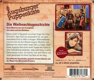 Augsburger Puppenkiste-Die Weihnachtsgeschichte