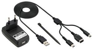 Universal AC Adapter für Nintendo NEW 3DS, 3DS XL, DSi, DS lite,