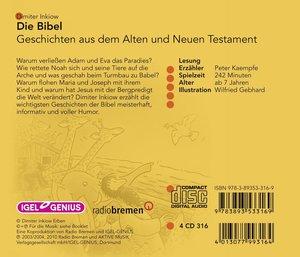 Die Bibel.Geschichten Aus Dem