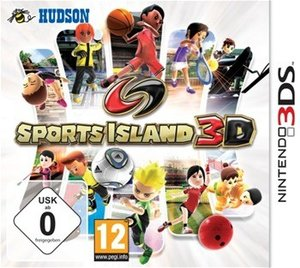 Sports Island (3DS)