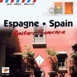 Spain-Guitare Flamenca