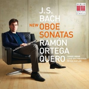 Ortega Quero,Ramon;Bach:Oboensonaten