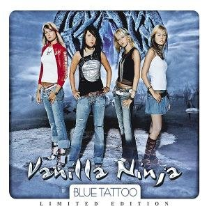Blue tattoo/Ltd.Ed.