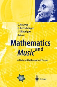 Mathematics and Music