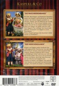 Folgen 1 & 2 Die Waschbärenbande/Der Märchenzauber