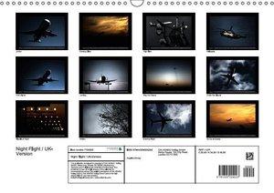 Kimmig, A: Night Flight / UK-Version
