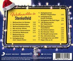 Weihnachten in Stenkelfeld