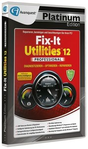 AVANQUEST Fix-It Utilities 12 Professional