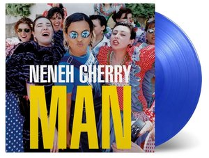 Man (Limited Clear Blue Vinyl)