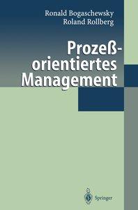 Prozeßorientiertes Management
