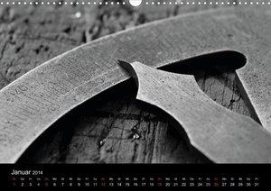 Arbeitsgeräte und Maschinen (Wandkalender 2014 DIN A4 quer)