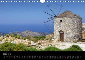 The Cyclades (Wall Calendar 2015 DIN A4 Landscape)