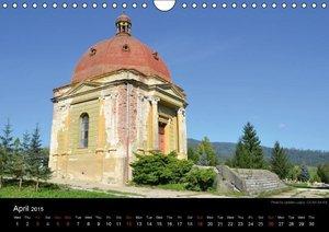 Monuments of Slovakia 2015 (Wall Calendar 2015 DIN A4 Landscape)