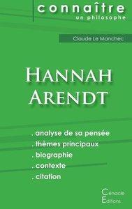 Comprendre Hannah Arendt (analyse complète de sa pensée)