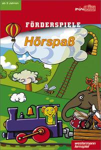 LÜK. Förderspiele. Hörspaß. CD-ROM für Windows ab 95