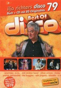 disco 79-disco mit Ilja Richter-Buch+CD
