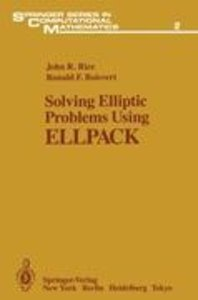 Solving Elliptic Problems Using ELLPACK