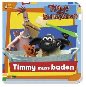 Timmy das Schäfchen 03