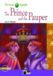 The Prince and the Pauper. Buch und CD