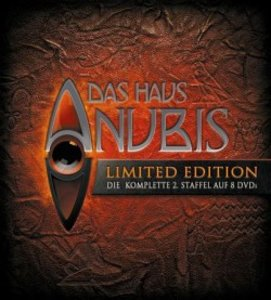 Das Haus Anubis-DVD Box Limited Edition Staffel