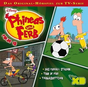 Phineas & Ferb TV Serie Folge 10